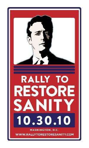 The Rally to Restore Sanity