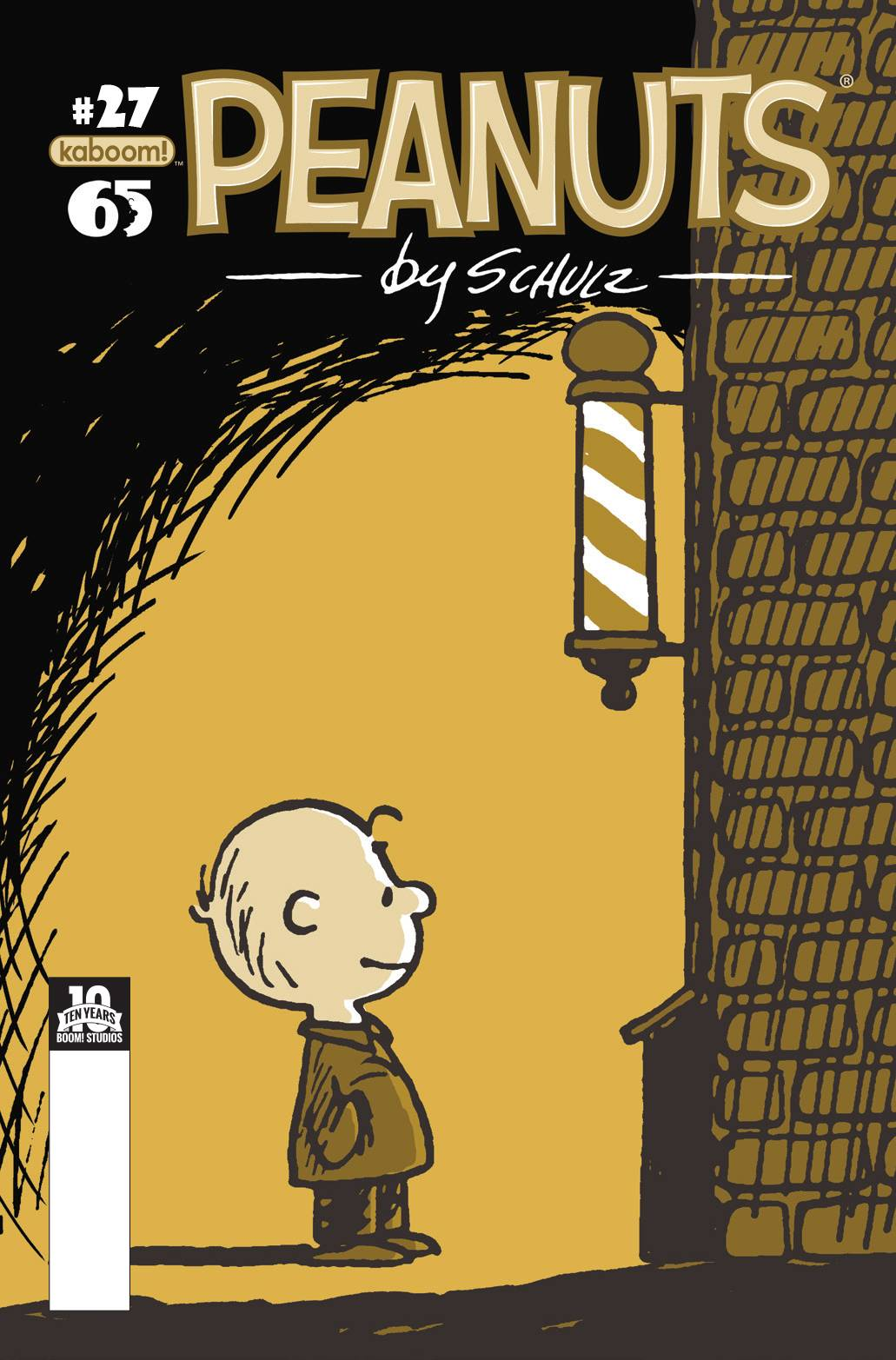 Things I\'ve Been Reading: Get Well Soon, Charlie Brown – Allyn Gibson