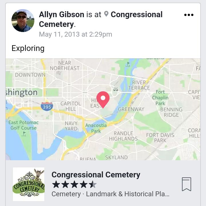 Facebook Memory: May 11, 2013