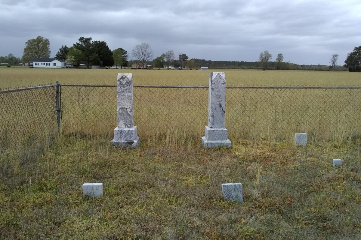 Joseph Lancaster Family Cemetery