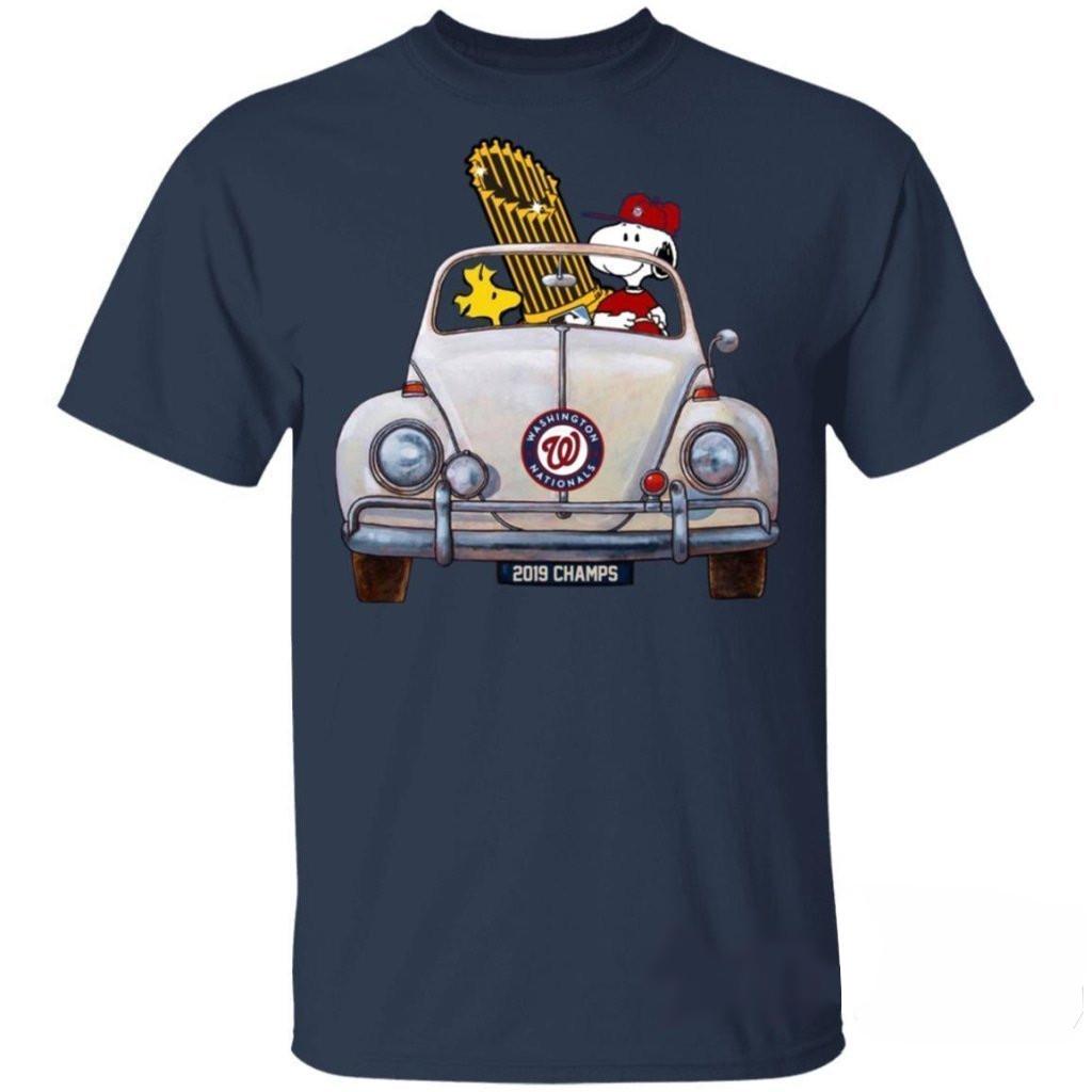 Peanuts World Series t-shirt