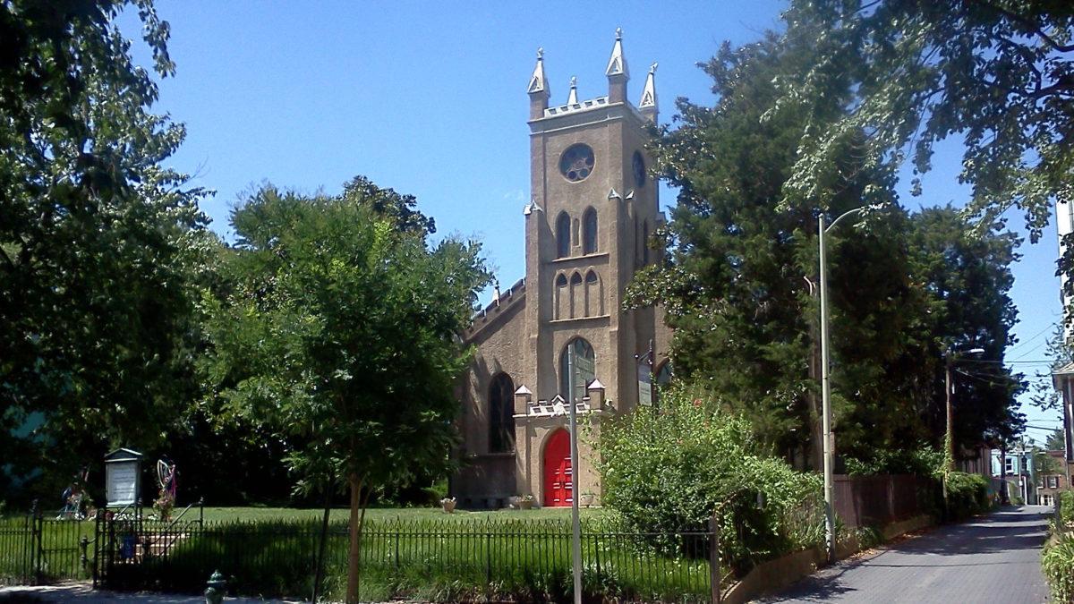 Christ Church, Washington
