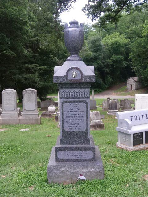 William Clark Monument