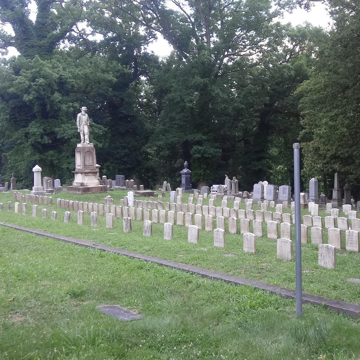 Confederate Hill