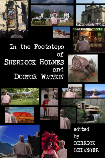 Cover of In the Footsteps of Sherlock Holmes & Doctor Watson