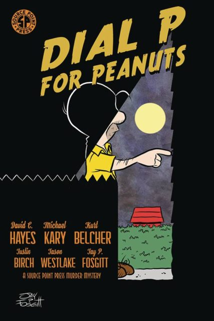Dial P for Peanuts Cover