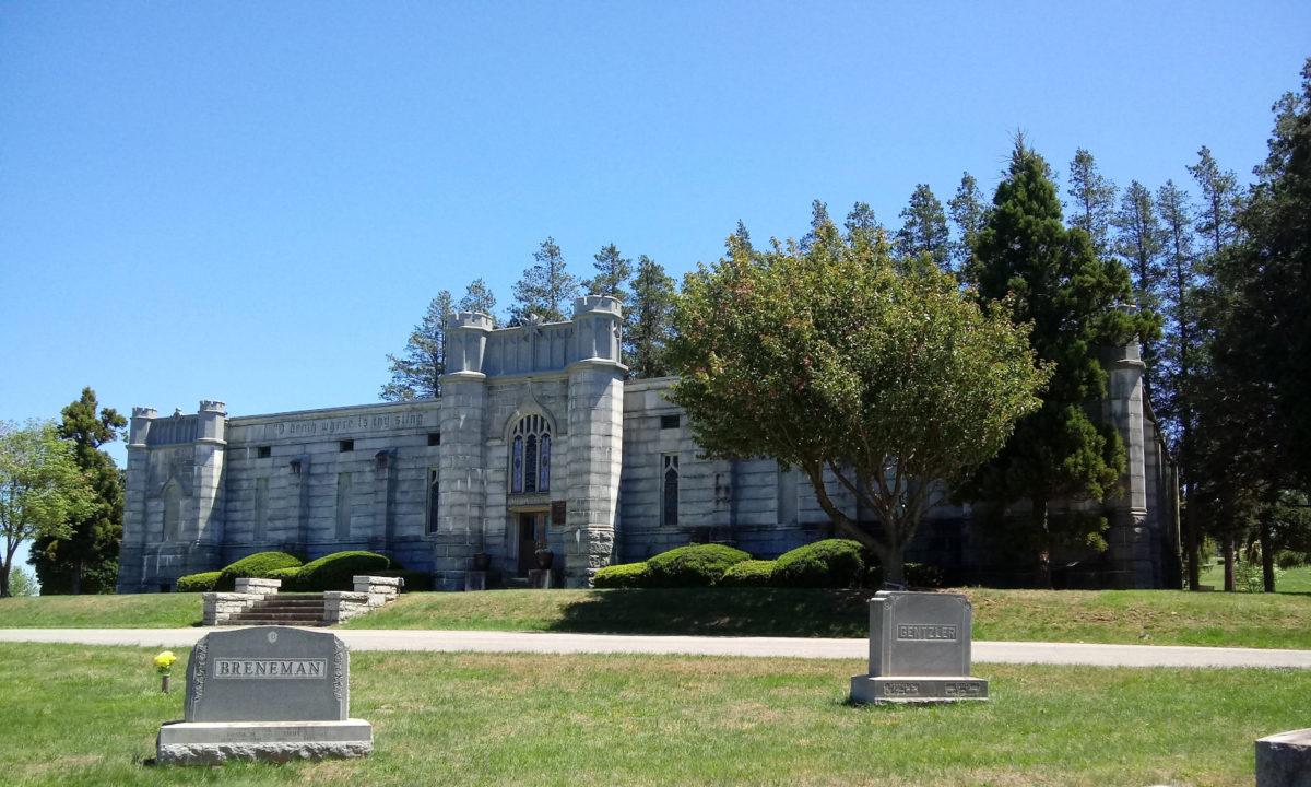 Mausoleum of Mount Rose Cemetery